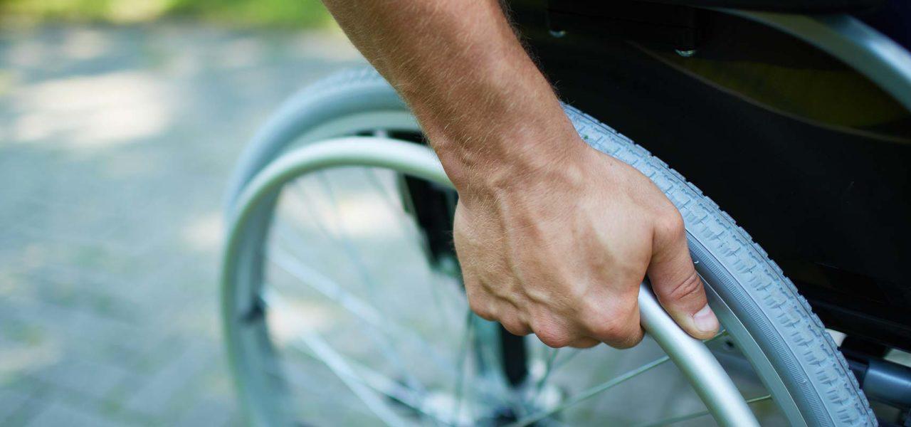 Dwarslaesie (rolstoel gebonden bestaan)