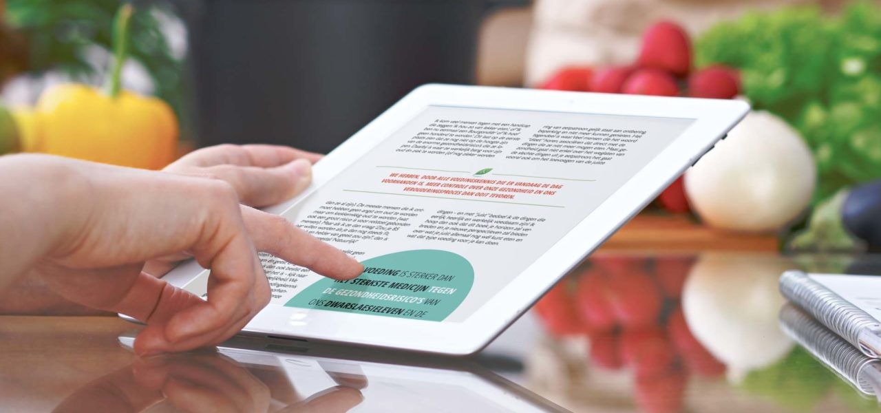 Maak kennis met de SSD-voedingsmethode