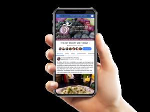 Sit Smart Diet facebook Supportgroup