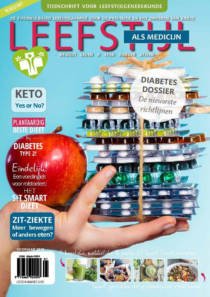 Tijdschrift voor leefstijlgeneeskunde