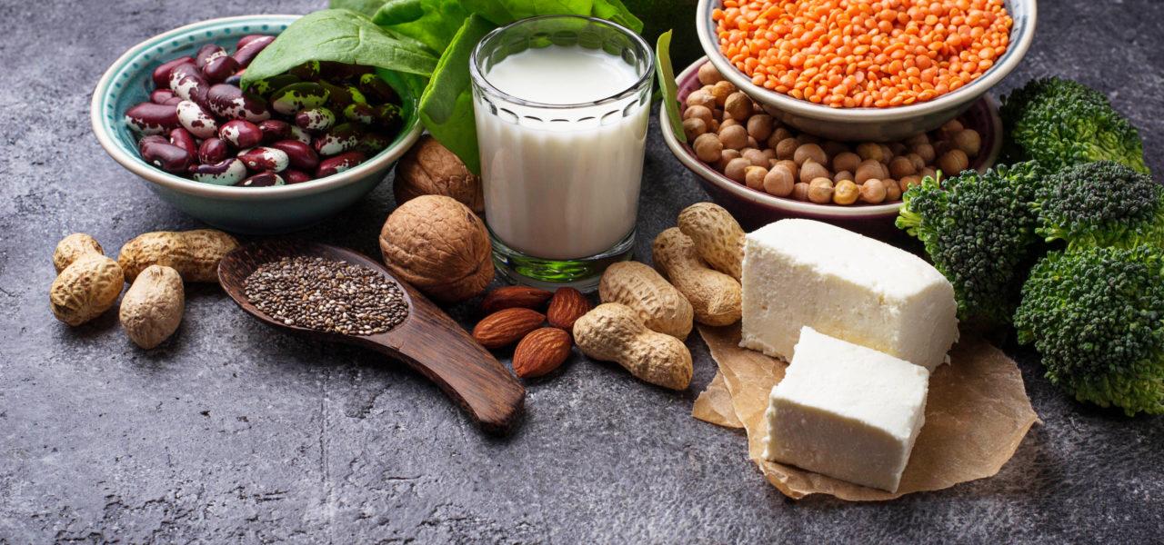 Plantaardige eiwitten niet hoogwaardig?