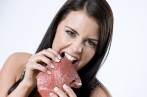 Do you need to eat meat for iron?