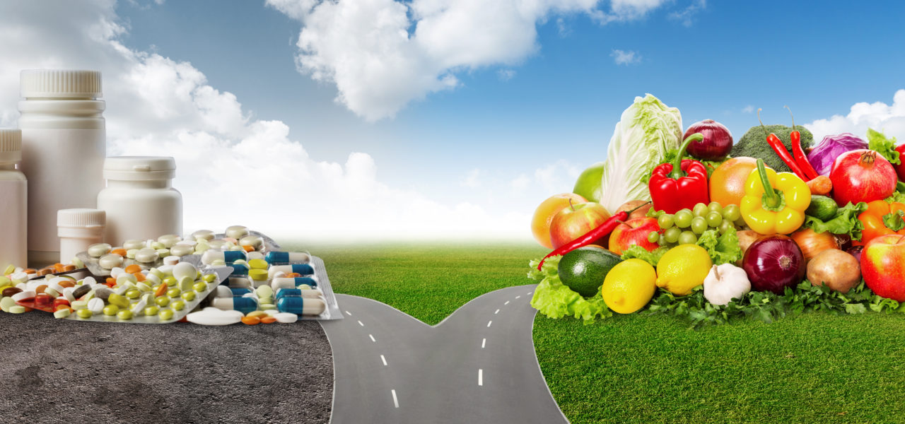 Verander je voeding, verander je leven!